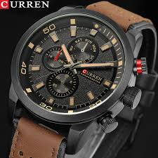 Popular <b>Curren 8250</b> New Top Brand Fashion <b>Casual</b> Quartz Watch ...
