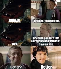 Sherlock Meme by Sabinzie on DeviantArt via Relatably.com