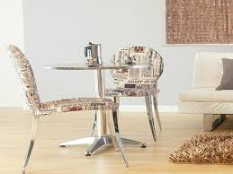 three piece dining set:  piece allan bistro farid dining set