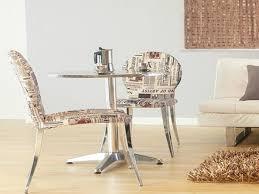 three piece dining set:  piece allan bistro farid dining set