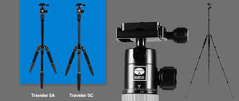 <b>Sirui Traveler</b> - новые доступные <b>штативы</b>