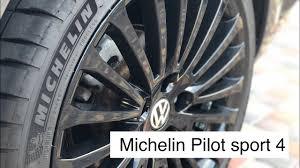 <b>Michelin Pilot Sport 4</b>, отзыв владельца... - YouTube