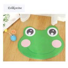 Бесплатная доставка <b>50x60</b> см мультфильм Зеленая лягушка ...