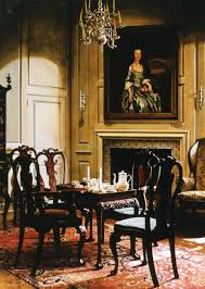 hunt dining table jh painted rooms an artists vision of winterthur