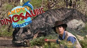Andys dinosaurieäventyr | <b>Barnkanalen</b>