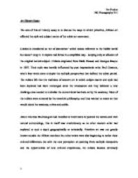 essay on arts essay about art the aim of this art history essay is to discuss the ways in