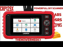 <b>LAUNCH X431</b> CRP909 <b>Full System Diagnostic</b> Tool - YouTube
