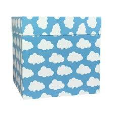 """Подарочная коробка """"Облака"""", 23 х 23 х 23 <b>см</b> – купить по цене ..."""
