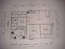 Decoration Ancient Japanese Architecture Floor Plans With Japanese        Modern Concept Ancient Japanese Architecture Floor Plans With Simple Linear Japanese Home Plans In Okinawa Home