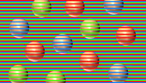 Bad Astronomy   Another brain-frying <b>optical illusion</b>: What color are ...