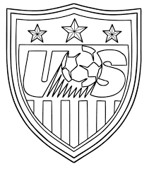 Small Picture soccer coloring pages usa soccer team coloring pages high quality