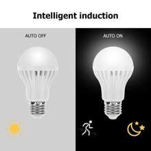 <b>Светодиодный светильник</b> E27 с датчиком голосового ...