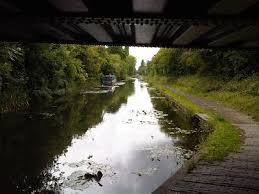 <b>Rushall</b> Canal - Canal Cycling Section