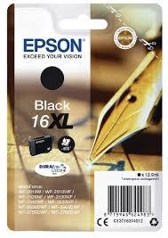 Картридж <b>Brother C13T16314012 16XL black</b> — купить по лучшей ...