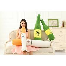 1pcs 50cm quit smoking cylindrical sleeping cigarette pillow boyfriend birthday gift plush toys drop shipping