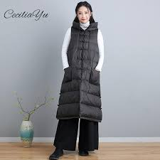 <b>2019 Cecilia Yu</b> 2018 Winter Upper New Lady Down Vest Literature ...
