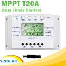 <b>Y SOLAR</b> 80A 60A <b>PWM Solar Controller</b> 12V 24V Auto Charger ...