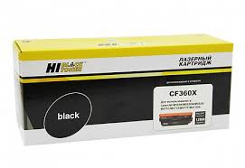 <b>Картридж</b> CF360X, <b>508X Hi</b>-Black для <b>HP</b> CLJ Enterprise M552 ...
