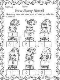 1000+ images about kindergarten ideas christmas on Pinterest ...Decomposing Numbers Worksheet >> Part of the Christmas Kindergarten Math Worksheets