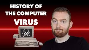 the history of the computer virus