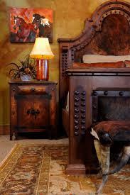 fe rustic bedroom set trunk