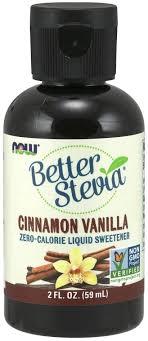 NOW Foods, Better Stevia, Liquid Zero-Calorie ... - Amazon.com