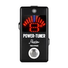 <b>Rowin LT 920 Guitar Tuner</b> + Effect Power Supply with Tuning short ...