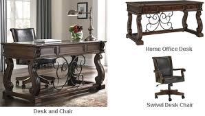ashley desks home office jh design alymere home office desk