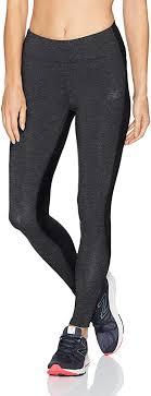 New Balance Women's <b>NB Athletics</b> Color Blocked Cotton <b>Legging</b>