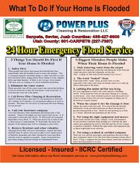 floods power plus official page picture