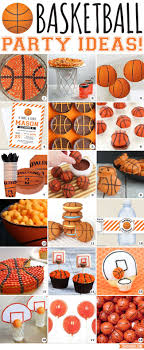 best ideas about basketball crafts basketball slam dunk basketball party ideas