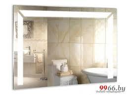 <b>Зеркало Mixline Диамант 750x535mm</b> LED Backlight 525403 ...