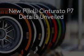 <b>New Pirelli Cinturato P7</b> – Details Unveiled - TiresVote.com