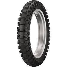 80/100-12 <b>Dunlop Geomax MX33</b> Rear Tire - Walmart.com ...
