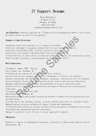 it support resume it resume samples help desk support resume resume samples it support resume sample