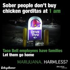Marijuana Harmless? | WeKnowMemes via Relatably.com