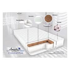 <b>Матрас AMAROBABY двусторонний</b> Comfort Plus,120х60х12 см ...