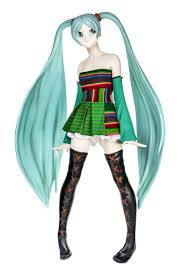 <b>Hatsune Miku</b> wearing a dress inspired by Polish folklore - Akamine ...