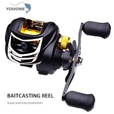 8kg Drag 7.2:1 <b>Water Drop</b> Reel Metal Fishing Reel Long Shot ...