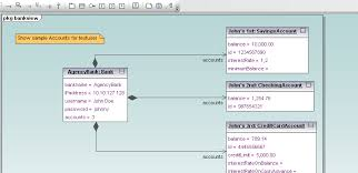 uml object diagrams
