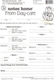 daycare daily report sheets infant reports for printable i like daycare daily report sheets infant reports for printable i like this one