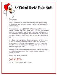 doc christmas letter template word best ideas printable christmas letterhead stationery santa u0027s christmas letter template word