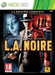 L.A. Noire Edición Completa RGH Español Xbox 360 [Mega,Openload+]