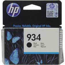 Оригинальный <b>картридж HP</b> C2P19AE (<b>№934</b>) пигментный ...