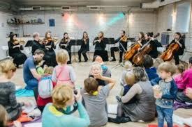 <b>Концерт струнного оркестра Kremlin</b> для взрослых с детьми