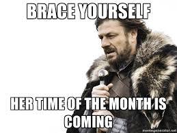 Brace yourself | Meme Generator via Relatably.com