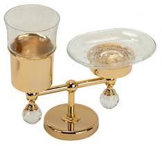 <b>Держатель мыльницы и стакана</b> Migliore Amerida ML.AMR-60.410