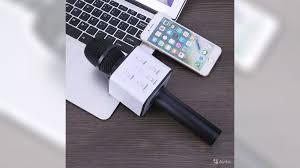<b>Караоке</b>-микрофон <b>Handheld KTV</b>-7 чёрный купить в Санкт ...