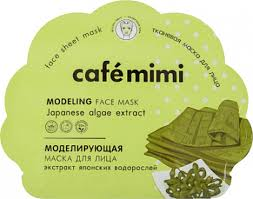 ROZETKA | <b>Маска для</b> лица <b>тканевая</b> Cafe mimi <b>Моделирующая</b> ...