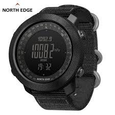 <b>NORTH EDGE APACHE</b> 3 Military Smart Watch - Tek Tak Tok